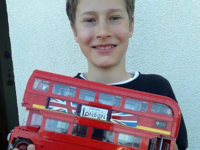 Schwabach Wolfram-von-Eschenbach Gymnasium I explore London with Lego