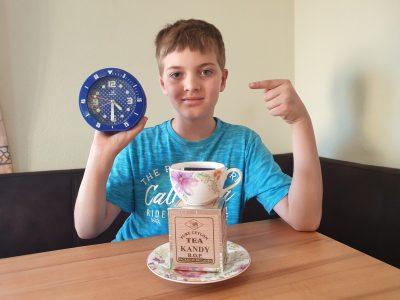 Schwabmünchen, LWG,  it's tea time