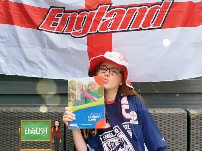I ♡ England   Jette Neumann, Glinde Gymnasium Glinde, 5e