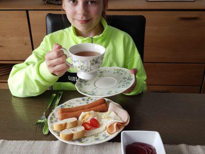 Lippstadt, Evangelisches Gymnasium English breakfast