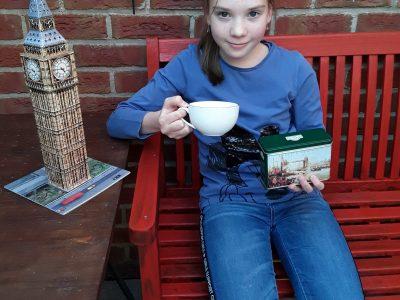 Bergisch Gladbach,  IGP  Teatime mit Aussicht auf Big Ben