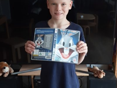 Hannover, Käthe-Kollwitz-Schule Ich liebe Bugs Bunny