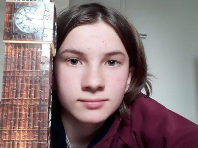 Bad Homburg Kaiserin Friedrich Gymnasium  Mein Miniatur Big Ben und ich