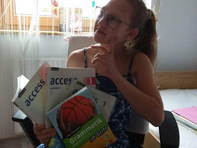 Stadt Lampertheim, Litauisches Gymnasium. Englisch ist cool und es macht sehr viel Spaß eine Fremdsprache zu lernen.