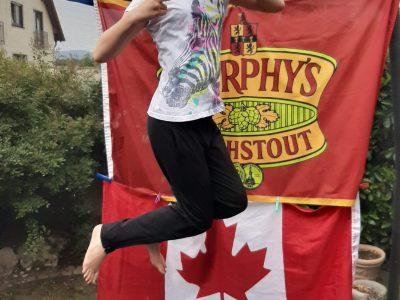 Bad Dürkheim WHG In Kanada und Irland ist jumping angesagt.