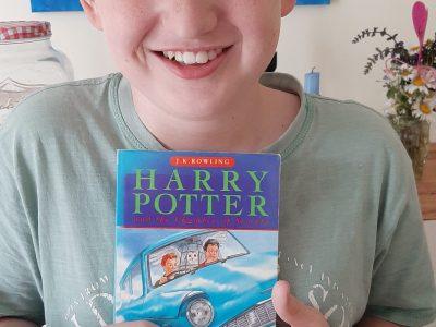 Käthe-Kollwitz-Gymnasium München  ein großer Harry-Potter-Fan...