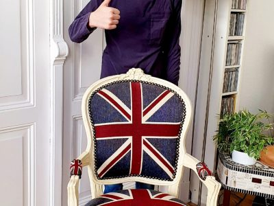 I love London and the british style