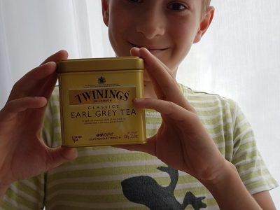 """Stuttgart_ Waldschule Degerloch_ Alexander 5a  """"It is Tea Time"""" :)"""