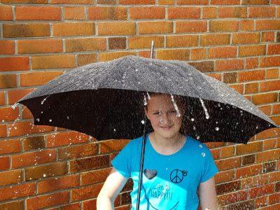Handrup, Gymnasium Leoninum So typisch wie der Englische Regen ist in England sonst nichts.