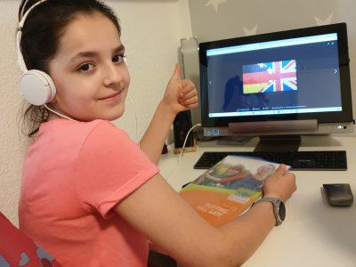 Frankfurt am Main / Carl von Weinberg Schule  Englisch lernen ist cool, mach mit!!!