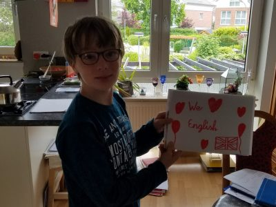 Dortmund - Helene Lange Gymnasium -  We love english