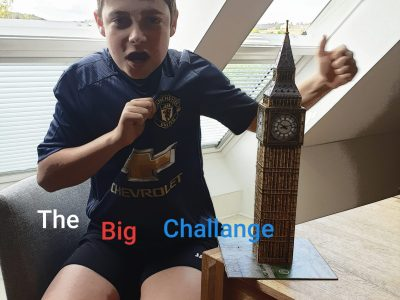 Realschule/Auerbach i.d. Opf.  The Big Challange #Big Ben# Man Utd#
