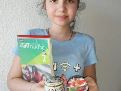 """Fürstenwalde Sonnengrundschule """"Ich liebe Englisch!"""""""