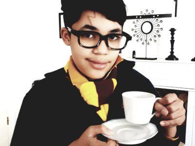 IGS auf den Rheinauen/Oppenheim   Teatime in Hogwarts!