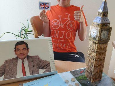 Dietrich-Bonhoeffer-Gymnasium Eppelheim  Enjoy your time and visit Great Britain !