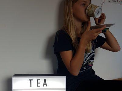 Burglengenfeld, Emma Leupold  British Tea Time