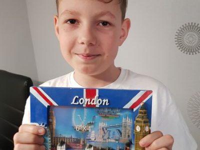 Bottrop - Heinrich Heine Gymnasium   Meine Mutter und ich sind große London Fans.