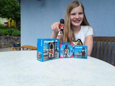 Rothenburg ob der Tauber  - Reichsstadt Gymnasium  English - not without my Playmobil figures!