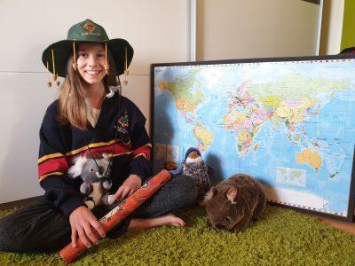 Albertus Gymnasium Lauingen. Nicht nur in England spricht man die Sprache Englisch, sondern auch in anderen Ländern wie zum Beispiel Australien, wo es viele exotische Tiere wie Wombats, Koalas oder Pinguine gibt.