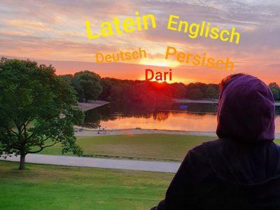 Stadt:Hannover  Schule:Goetheschule  Ich schrieb die Sprachen die ich sprechen kann und dazu gehört Englisch.