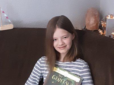 "Stuhr - KGS Brinkum ""The Gruffalo"" best book!"