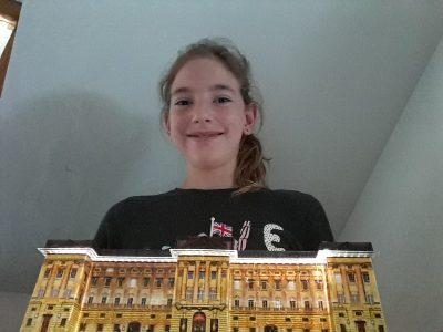 Stühlingen , Realschule Stühlingen . Es hat sehr viel Spaß gemacht den Buckingham Palace zu puzzlen .