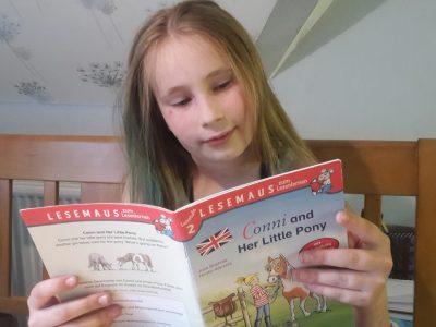 Zetel, IGS Friesland Süd  Tolle Geschichten kann man auch auf Englisch lesen!