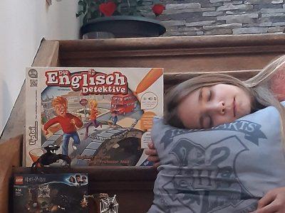 Melina G., Hermann-Voss-Realschule Wipperfürth, NRW Englisch ist zum einschlafen gut ;)