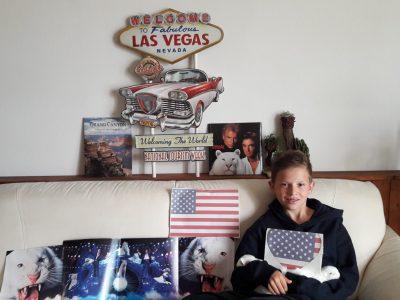 Straubing, Anton-Bruckner.Gymnasium Straubing  So sieht ein aktueller Corona Urlaub in Las Vegas/ Nevada aus