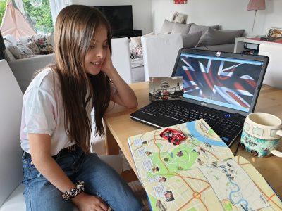 Ich plane gerade die nächste Busreise in meine Lieblingsstadt London (Just planning the next bustour to my favorit town London)