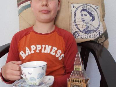 """Schwerte, RTG, Filip Maciboba  """"Es gibt doch nichts besseres als einen leckeren Tee mit Milch"""""""