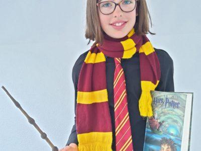 Unterhaching, Lise Meitner Gymnasium   Nach der Harry Potter Tour in London