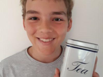 Lessing-Gymnasium Neu-Ulm  REALY black tea