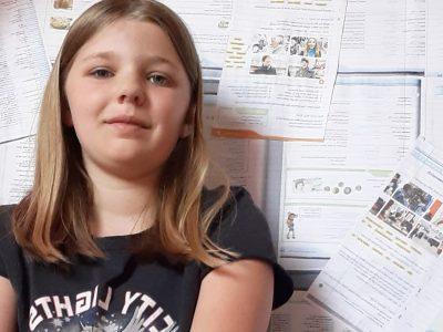 Itzehoe auguste Viktoria Schule Mein Bild ist die Welt voller Seiten aus dem Englischbuch