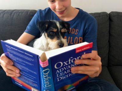 54329 Konz Gymnasium Konz  Teaching an old dog new tricks