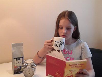 Berlin, Lew-Tolstoi-Grundschule It's tea time - yummy! Amalia Freitag
