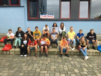 Anne Frank Oberschule Stauchitz Ein dickes Dankeschön an alle Online Teilnehmer!!