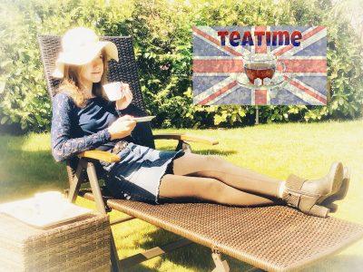 """Das Bild stammt von Isabell aus Bargteheide , Gymnasium Eckhorst. Motto des Bildes """"Tea Time in ...Bargteheide :)"""""""