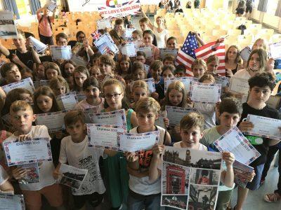 Dieburg, Goethe Gesamtschule: Die Kinder haben sich heute sehr über die Auszeichnungen und Preise gefreut! Wir sind im nächsten Jahr wieder mit dabei!!!! Viele Dank!