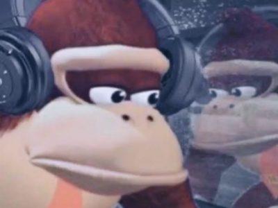 Dripmaster Donkey Kong
