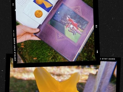 Germering, Carl Spitzweg Gymnasium  After the Big Challenge I read a book about Quidditch.