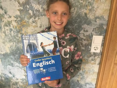 Ahaus Canisiusschule – Ich lerne gerne English!