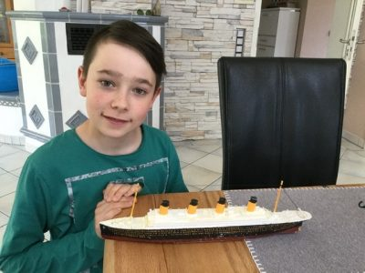 Selters / IGS Selters  Die Titanic gehörte zu England wie das Oktoberfest zu München!