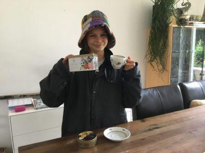 "Fürstenfeldbruck, Bayern, Graf-Rasso-Gymnasium ""I love my tea time"""