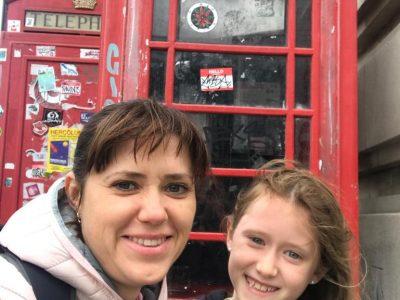 Mönchengladbach stiftisches humanistisches Gymnasium  Das ist eine Telefonzelle aus London ✌️