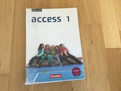Bruchsal Justus-Knecht-Gymnasium  Der Wettbewerb hat viel Spaß gemacht  Das Bild zeigt mein Englisches Schulbuch