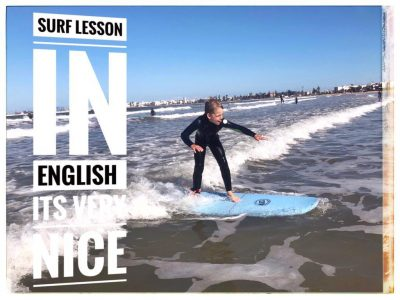 Max- Ernst- Gymnasium Brühl  Coole Surfstunde in Marokko auf Englisch! Very nice!