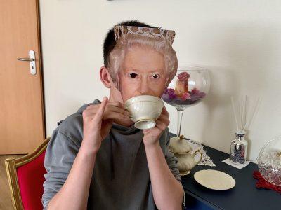 Hollenstedt, Estetalschule It's tea time ladies and gentlemen! #teatime #queen