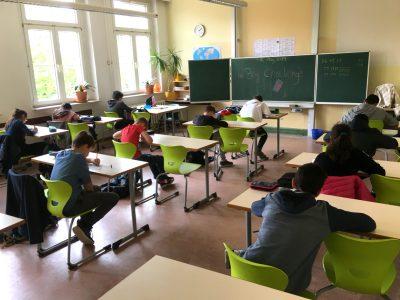 Leipzig - Schule Georg-Schwarz-Straße We faced the Big Challenge