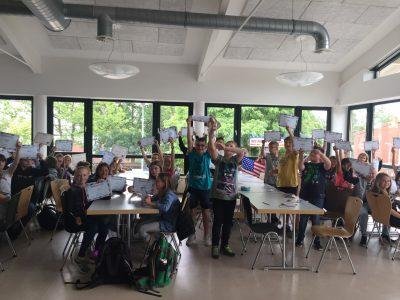 Auch dieses Jahr haben ganz viele Schülerinnen und Schüler aus Schwanewede erfolgreich am Wettbewerb teilgenommen! Alle sind nächstes Jahr natürlich wieder dabei!